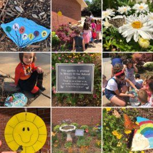 charlies garden collage