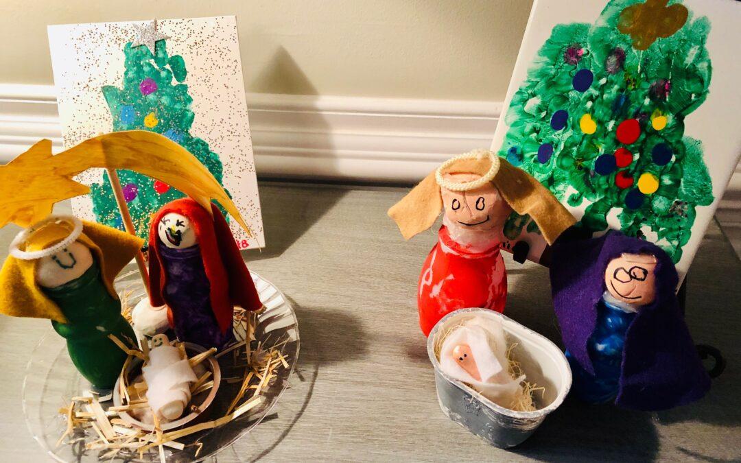 Jesus in a Pringles Cup