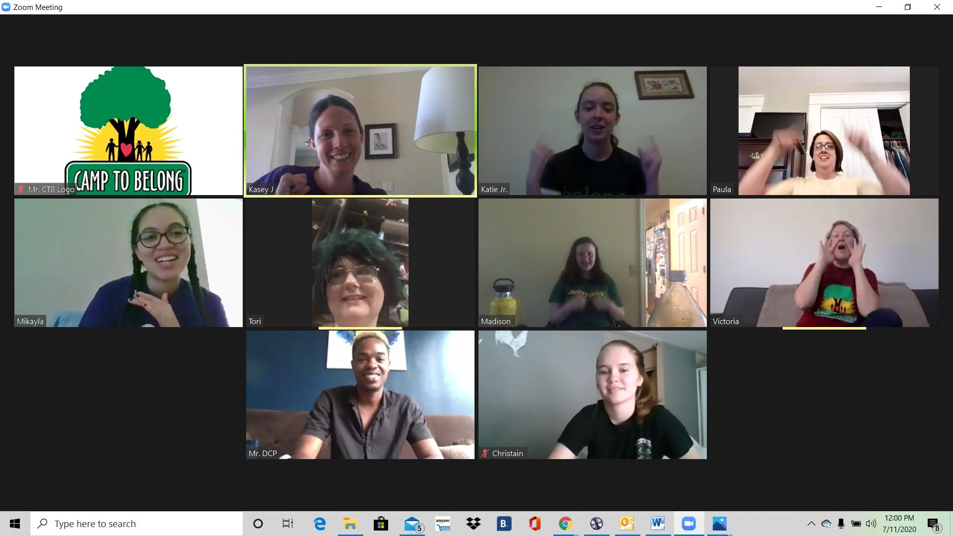 virtual camp meeting